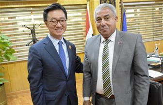 سفير كوريا الجنوبية بالقاهرة: توجيهات لشركات السياحة الكورية بتوجيه رحلات إلى الأقصر وأسوان