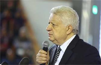 مرتضى منصور: «مش هكمل الدوري لو رجع» | فيديو