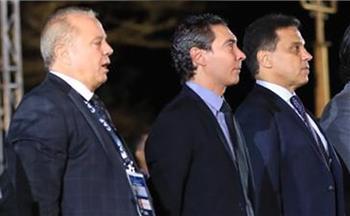 حسام البدري وشوقي غريب: مصلحة مصر في المقام الأول