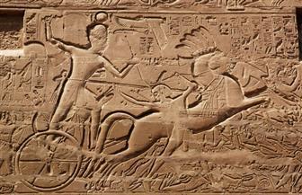كيف نقش الفراعنة أمجاد وبطولات الجيش المصري على جدران معبد الكرنك | صور
