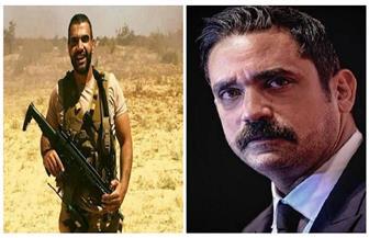 """أمير كرارة يجسد شخصية شهيد الصاعقة أحمد المنسي في مسلسل """"الاختيار"""""""