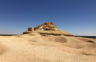 كل ما تريد معرفتة عن جبل الموتي في سيوة بمرسي مطروح | صور