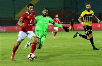 الأهلي يختتم استعداداته لمواجهة المقاولون في الدوري الممتاز