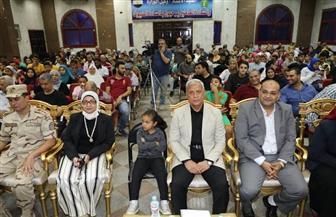 المنوفية تحتفل بمرور 46 عاما علي انتصارات أكتوبر المجيدة | صور