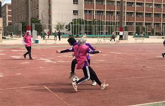لجنة الكرة النسائية تواصل جولاتها بالصعيد| صور