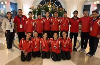 الجمباز الفني للشباب والآنسات يتربع على عرش البطولة العربية بتونس