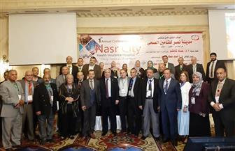 «تأمين مدينة نصر» يعلن خطة تطوير شاملة | صور