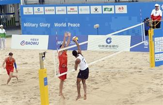 مصر تحصد 9 ميداليات في دورة الألعاب العسكرية بالصين