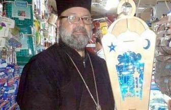 الكاهن بندليمون: من عادتي كل عام الاحتفال بالمولد النبوي وتوزيع الحلوى
