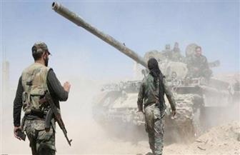 اشتباكات-بين-الجيش-السوري-والقوات-التركية-في-ريف-رأس-العين
