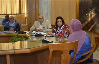 محافظ دمياط تعقد الاجتماع الأسبوعي لخدمة المواطنين| صور