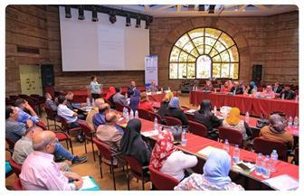 الهيئة الإنجيلية تحتفل بالانتهاء من خطة العمل الدولية 2014 – 2019 للرعاية الشاملة بالعيون| صور