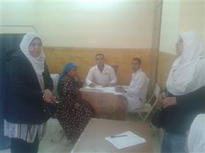 لليوم الثانى.. قافلة جامعة الأزهر الشاملة تواصل تقديم خدماتها بمحافظة المنيا