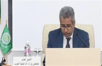كلمة أمين عام مجلس وزراء الداخلية العرب فى المؤتمر العربي 33 لرؤساء أجهزة مكافحة المخدرات