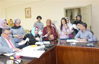 1280 طالبا تقدموا للترشيح بانتخابات اتحاد الطلاب بجامعة المنصورة