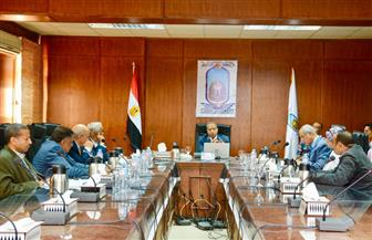 مجلس جامعة الأقصر يصدر عدة قرارات في اجتماعه اليوم | صور