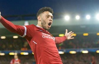 """أوريجي يعادل النتيجة بـ""""الرابع"""".. ليفربول يتعادل ٤-٤ أمام أرسنال حتى منتصف الشوط الثاني"""