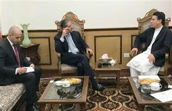 سفير مصر في كابول يلتقي سكرتير عام مجلس النواب