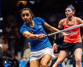 نصف نهائي مصري خالص في بطولة العالم لسيدات الاسكواش