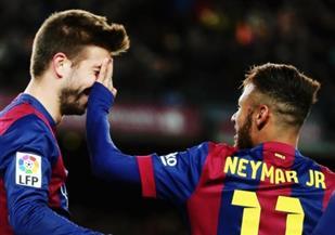 لاعبو برشلونة عرضوا تأجيل مستحقاتهم لعودة نيمار