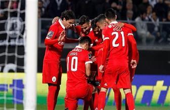بنفيكا يهزم ريو افي بهدفين في الدوري البرتغالي