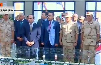 برلماني: افتتاح الرئيس السيسي لمصانع أبو رواش يوفر احتياجات الدولة من الصناعات الإستراتيجية
