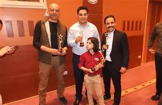 نوح وابن البوابة وسيوة يحصدون جوائز مهرجان إسماعيل ياسين بالسويس  صور