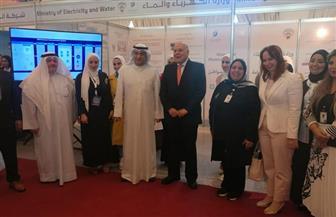 جامعة أسيوط تشارك في مؤتمر ومعرض الشبكات الكهربية الذكية بدولة الكويت | صور