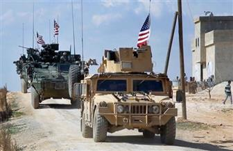 لأول مرة منذ سحب قواتها.. مدرعات تحمل العلم الأمريكي قرب الحدود السورية - التركية