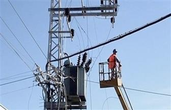 قطع الكهرباء عن مناطق بمدينة كفرالزيات اليوم