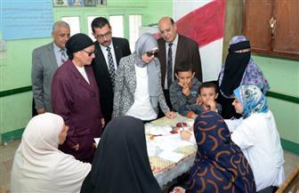 جامعة طنطا تنظم قافلة طبية للكشف بالمجان على أهالي قرية كفر المرازقة بكفر الشيخ | صور