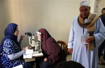 """انطلاق المبادرة الرئاسية """"نور حياة"""" لمكافحة مسببات ضعف وفقدان الإبصار بكفر الشيخ   صور"""