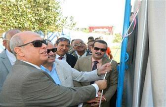 افتتاح مدرسة عزبة الحيط الابتدائية بمركز جرجا بتكلفة 4 ملايين جنيه | صور