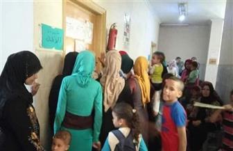 الكشف على 1020 مريضا خلال قافلة طبية بقرية عرابة أبوعزيز بالمراغة | صور