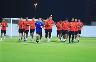 انطلاق مران الأهلي على ملعب أهلي دبي | صور