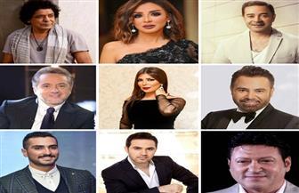 5 رسائل وراء اختيار محمد منير في افتتاح مهرجان الموسيقى العربية  صور