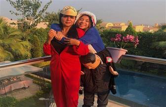 رانيا يوسف تحتفل بالهالوين بصحبة ابنتها| صور