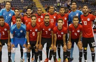 منتخب مصر للصالات يواجه المغرب في نهائي البطولة الإفريقية
