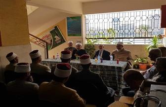تواصل فعاليات الدورة التدريبية التاسعة لأئمة وواعظات ليبيا بمنظمة خريجي الأزهر