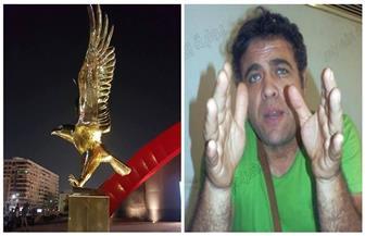 عصام درويش: تصميمي لتمثال نسر النادي الأهلى إضافة لمسيرتى التشكيلية