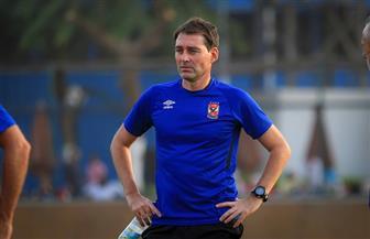 فايلر: تركيز الأهلي حاليا في بطولة الدوري.. والملف الإفريقي سابق لأوانه