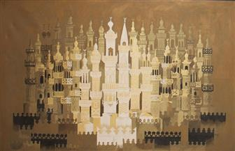 جاليرى أركيد بالمعادى يواصل عرض مجموعة نادرة من لوحات رءوف عبد المجيد |صور