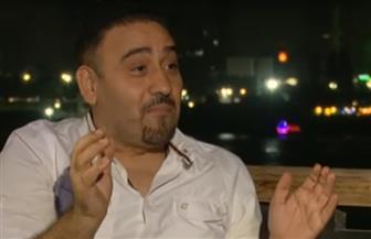 مجد القاسم يروي موقف رجولي لضابط شرطة سانده فى بداية حياته بمصر |فيديو