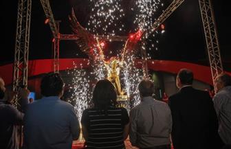 مجلس إدارة الأهلي يفتتح بوابات النادي العملاقة بفرع مدينة نصر | صور