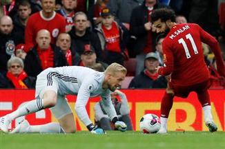 ليفربول يحقق فوزا مثيرا على ليستر سيتي بمشاركة محمد صلاح