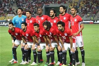 """محترفو المنتخب يصلون غدا الأحد للانضمام لمعسكر """"الفراعنة"""""""