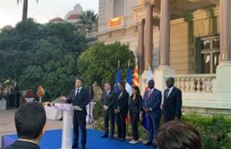 """""""نيس"""" الفرنسية تستضيف وفد وزارة السياحة المصرية لتبادل الخبرات"""
