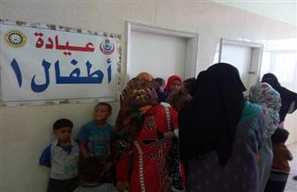 الكشف على 1180 مريضا في قافلة طبية مجانية بقرية 55 أبو ماضي ببلقاس | صور