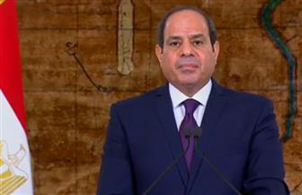 الرئيس السيسي: الحروب الحالية تستهدف تدمير الثقة بين المواطن ومؤسساته الوطنية
