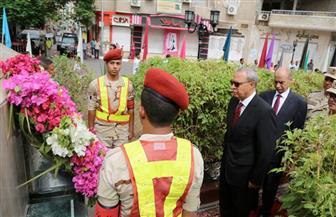 محافظ قنا يضع إكليلا من الزهور أمام النصب التذكاري لشهداء حرب أكتوبر |صور